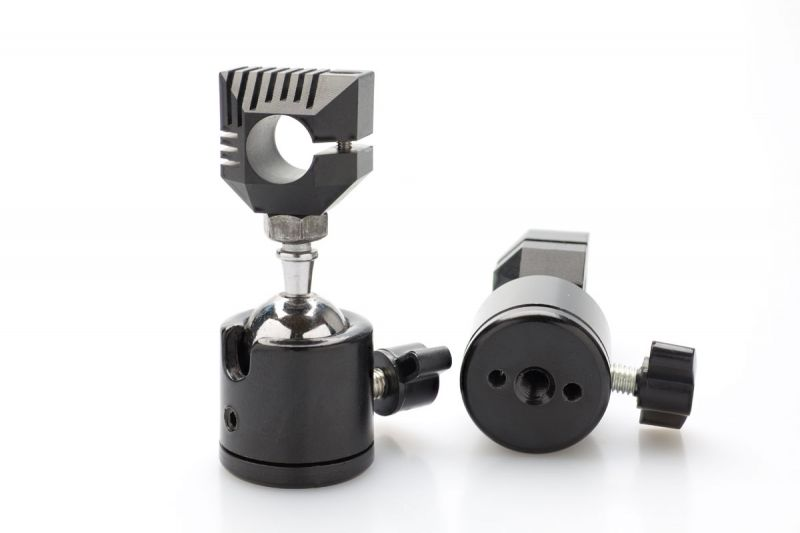 Adjustable 3D mount for 12mm laser modules