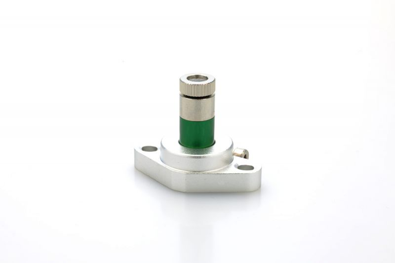 Laser module mount for 12mm modules