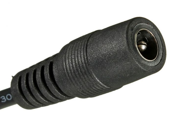 Barrel connector
