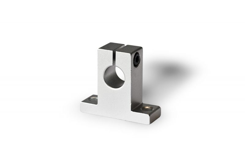 Mounting block for 12mm line and cross laser modules