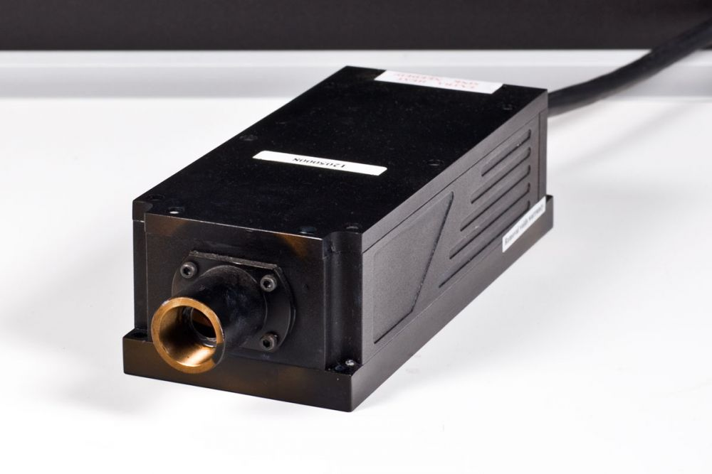 DPSS green 5000 mW OEM laser set